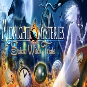 Midnight Mysteries Salem Witch Trials