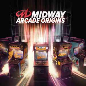 Buy Midway Arcade Origins PS3 Game Code Compare Prices