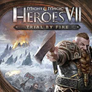 Buy Might and Magic Heroes 7 Trial by Fire CD Key Compare Prices