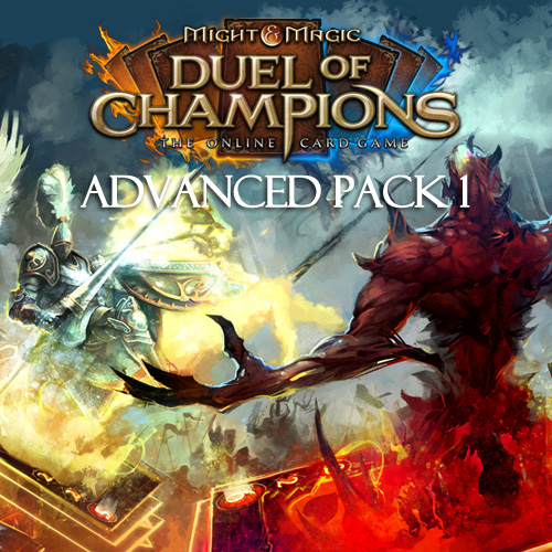 Might & Magic Duel of Champions Advanced Pack 1