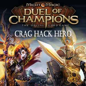 Buy Might & Magic Duel of Champions Crag Hack Hero CD Key Compare Prices