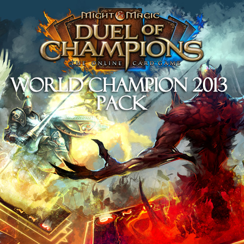 Buy Might & Magic Duel of Champions World Champion 2013 Pack CD Key Compare Prices