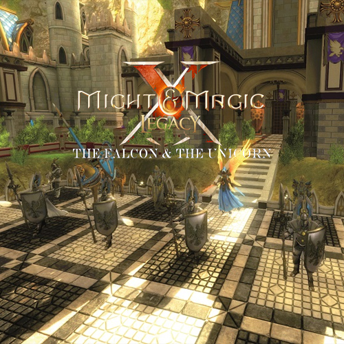 Buy Might & Magic X Legacy The Falcon & The Unicorn CD Key Compare Prices