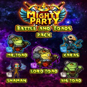 Buy Mighty Party Battle and Toads Pack CD Key Compare Prices