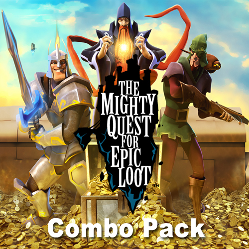 Mighty Quest For Epic Loot - Combo Pack
