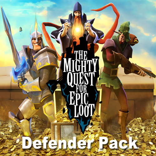 Mighty Quest For Epic Loot - Defender Pack