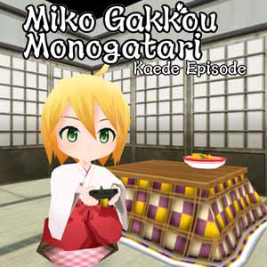 Miko Gakkou Monogatari Kaede Episode