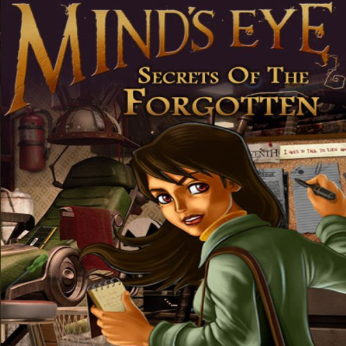 Minds Eye Secrets Of The Forgotten