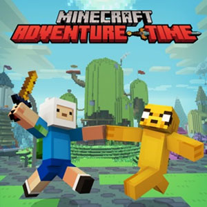 Buy Minecraft Adventure Time Mash up  Xbox Series Compare Prices