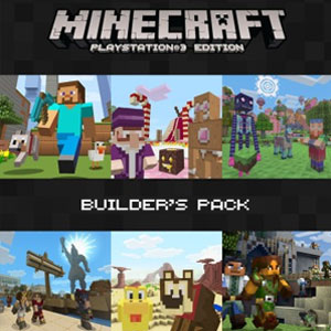 Minecraft Builder's Pack