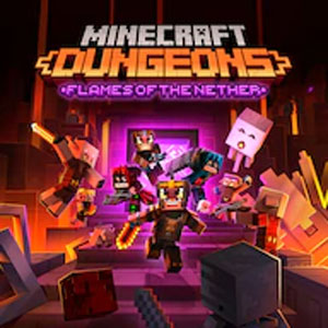 Minecraft Dungeons Flames of the Nether
