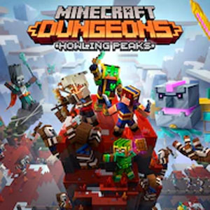Buy Minecraft Dungeons Howling Peaks Xbox One Compare Prices