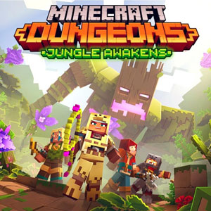 Minecraft Dungeons The Jungle Awakens