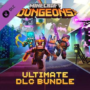 Minecraft Dungeons Ultimate DLC Bundle