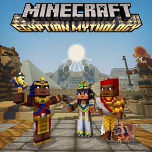 Minecraft Egyptian Mythology Mash-up