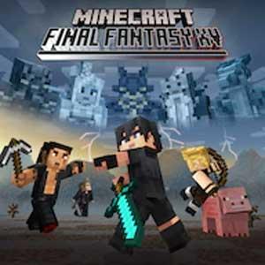 Minecraft FINAL FANTASY 15 Skin Pack