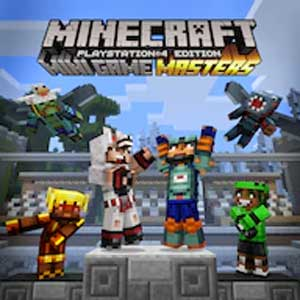 Buy Minecraft Mini Game Masters Skin Pack Nintendo Switch Compare Prices