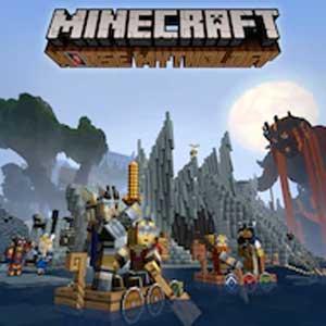 Minecraft Norse Mythology Mash-up