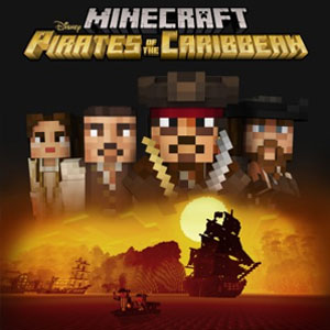 Minecraft Pirates of the Caribbean Mash-up