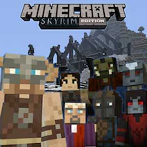 Buy Minecraft Skyrim Mash-up Xbox One Compare Prices