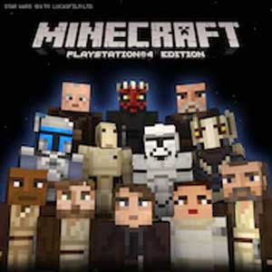 Minecraft Star Wars Prequel Skin Pack
