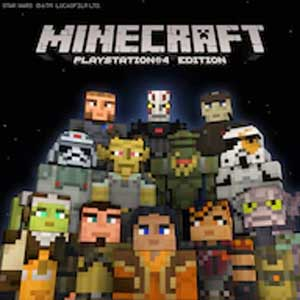 Minecraft Star Wars Rebels Skin Pack