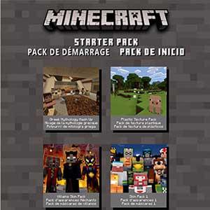 Minecraft Starter Pack DLC