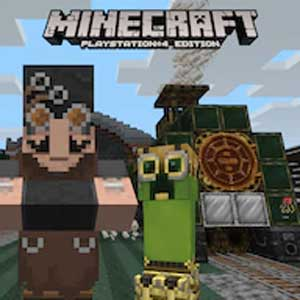 Minecraft Steampunk Texture Pack