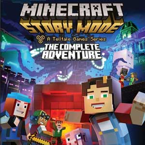 Buy Minecraft Story Mode The Complete Adventure Nintendo Switch Compare prices