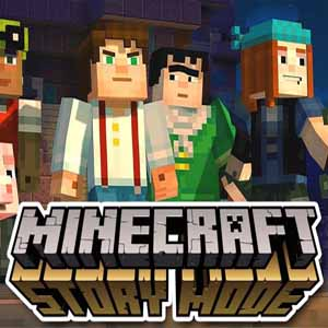 Buy Minecraft Story Mode Xbox 360 Code Compare Prices