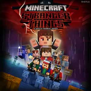 Buy Minecraft Stranger Things Skin Pack PS4 Compare Prices