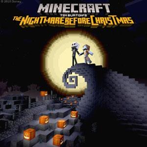 Minecraft The Nightmare Before Christmas