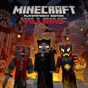 Buy Minecraft Villains Skin Pack Nintendo Switch Compare Prices