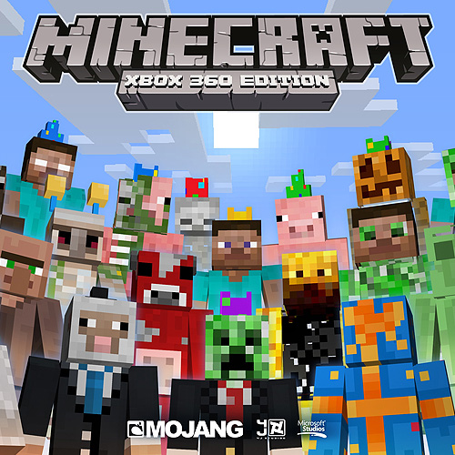 Buy Minecraft Xbox 360 Code Compare Prices