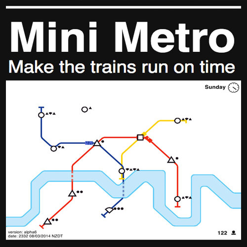 Buy Mini Metro CD Key Compare Prices