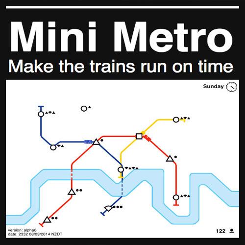 Buy Mini Metro CD Key Compare Prices