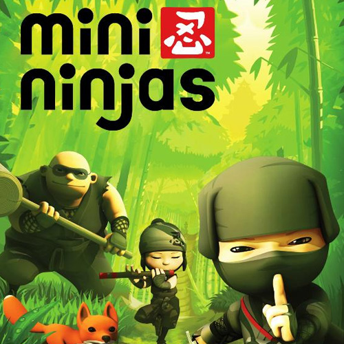 Buy Mini Ninjas PS3 Game Code Compare Prices