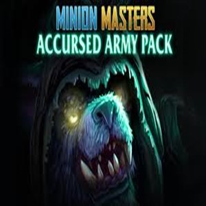 Buy Minion Masters Accursed Army Pack Nintendo 3DS Compare Prices