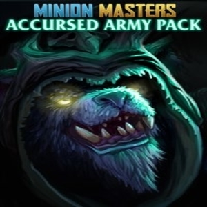 Minion Masters Accursed Army Pack
