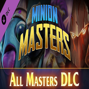 Minion Masters All Masters Upgrade