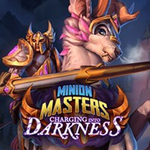 Minion Masters Charging Into Darkness
