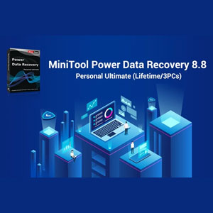 Buy MiniTool Power Data Recovery 8.8 Personal CD KEY Compare Prices