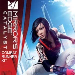 Buy Mirrors Edge Catalyst Combat Runner Kit PS4 Game Code Compare Prices