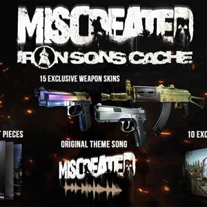 Miscreated Iron Sons Cache