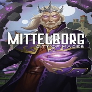 Buy Mittelborg City of Mages Xbox Series Compare Prices