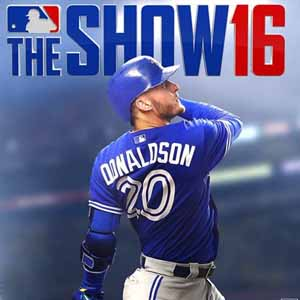 Buy MLB The Show 16 PS4 Game Code Compare Prices