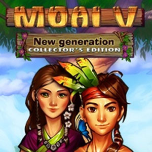 MOAI 5 New Generation
