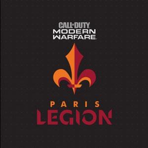 Modern Warfare Paris Legion Pack