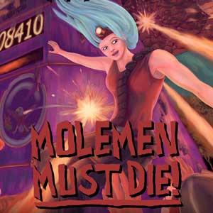 Buy Molemen Must Die CD Key Compare Prices