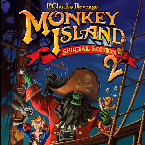Buy Monkey Island 2 Special Edition LeChucks Revenge CD Key Compare Prices